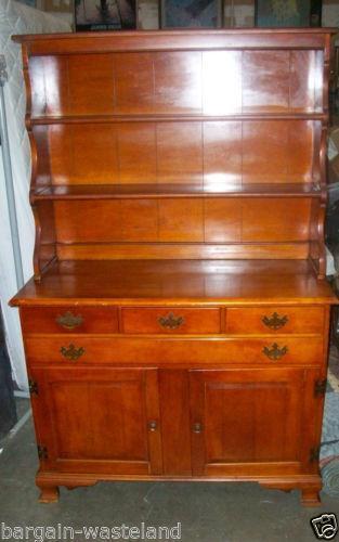 Maple Hutch: Furniture   EBay