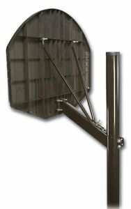 Model 8800F basketball pole and extension arm