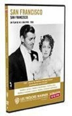 1936 Clark Gable (San Francisco (1936) * Clark Gable, Spencer Tracy * UK Compatible DVD New)