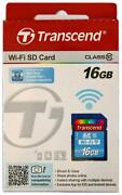 16GB SD Card Class 10 Transcend