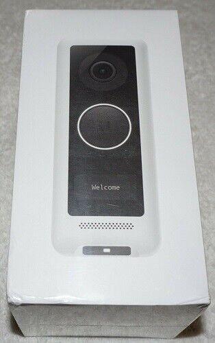 Ubiquiti Networks UVC-G4 Wireless Doorbell Video Doorbell With Night Vision