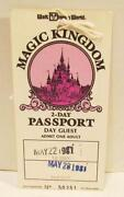Magic Kingdom Tickets