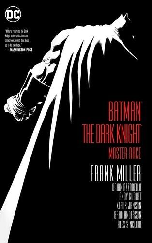 Batman: The Dark Knight: Master Race (DC) [New Book] Graphic Novel, Pa