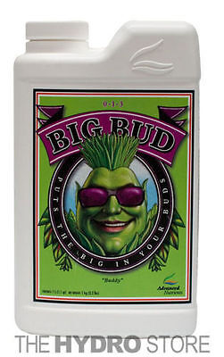 Advanced Nutrients Big Bud Liquid 1 Liter ...