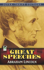 Abraham Lincoln-Great Speeches-Dover Thrift Edition