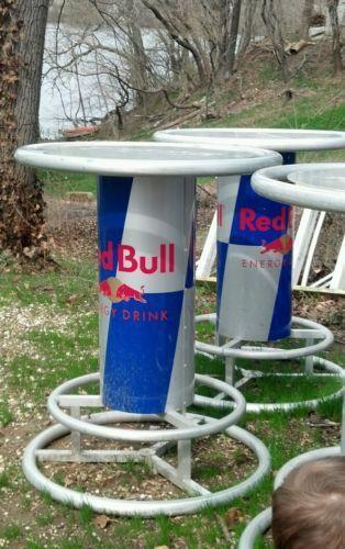 Red Bull Table Energy Drinks Ebay