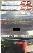 Chevrolet Tailgate Decal