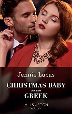 Navidad Bebé Para Griego (Moderno) Por Lucas,Jennie,Nuevo Libro,Libre Y Rápido