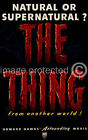 The Thing Home Décor Posters