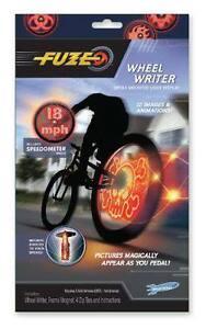 NEW: Fuze Bike Wheel Writer ** Really COOL ***