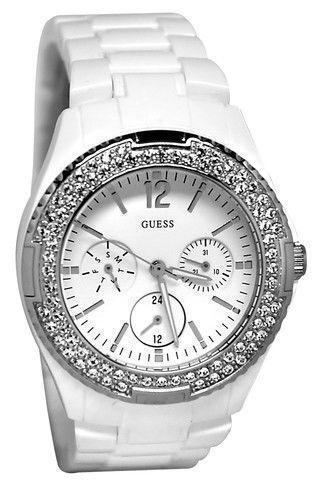 Guess Watch Women White | eBay