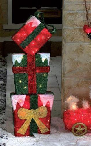 The Range Christmas Outdoor Decorations : Light up outdoor christmas decorations