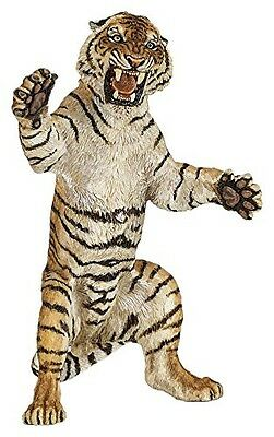 Papo 50208 Standing Tiger Realistic Wild Animal Model Figurine Toy 2016 - NIP