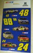 Dale Earnhardt Stickers