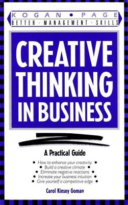 Creative Thinking in Business (Better Management Skills) By Car (Best Managers In Business)