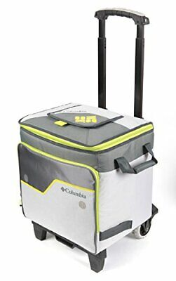 Columbia Crater Peak Rolling Thermal Pack Cooler with A.T. C