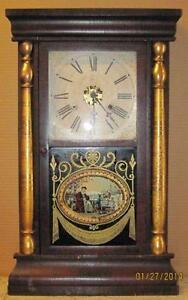 Gilbert Clock Ebay