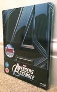 Avengers Assemble Blu Ray
