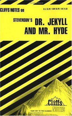 Stevensons Dr. Jekyll and Mr. Hyde (Cliffs (Dr Jekyll And Mr Hyde Cliff Notes)