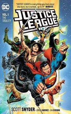 Justice League Volume 1: The Totality (Justice League of America), Jorge Jimenez