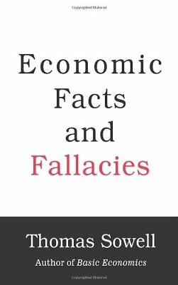Economic Facts and Fallacies by Thomas Sowell Hardback Book The Fast Free