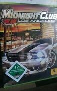 Midnight Club Los Angeles Xbox 360
