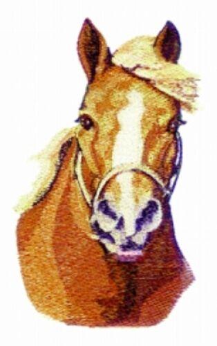 Embroidered Fleece Jacket - Draft Horse BT3728 Sizes S - XXL