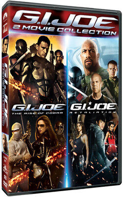 G.I. Joe 2-Movie Collection [New DVD] 2 Pack, Dubbed, Subtitled, Widescreen, S