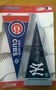 Mini Baseball Pennants