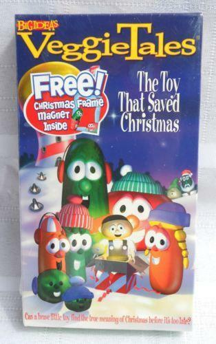 The toy that saved christmas vhs ebay