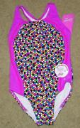 Girls Speedo Swimsuit