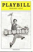 Newsies Broadway