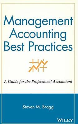 Management Best Practices: A Guide for the Professional Accountant,