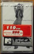 Christina Aguilera Cassette