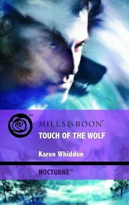 - Touch of the Wolf (Mills & Boon Intrigue),Karen Whiddon