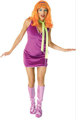 Daphne from Scooby Doo Standard Adult Costume