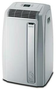 DELONGHI 12000 BTU PORTABLE AIR CONDITIONER NO TAX SALE FROM$179.99(UNIT ONLY)/$299.99 (IN BOX WITH FULL ACCESSORIES)