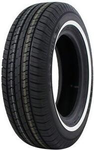 2-NEW-TIRES-P185-75R14-89S-WSW-MS775-MILESTAR-WHITE-WALL ...