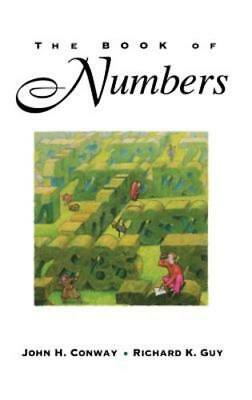 The Book of Numbers by John H Conway: New