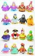 Club Penguin Figures