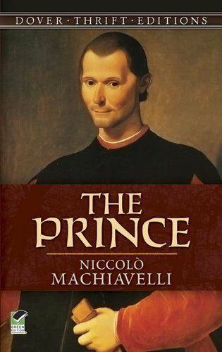 The Prince (dover Thrift Editions) By Niccol Machiavelli