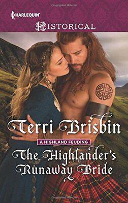 The Highlanders Runaway Bride  A Highland Feuding