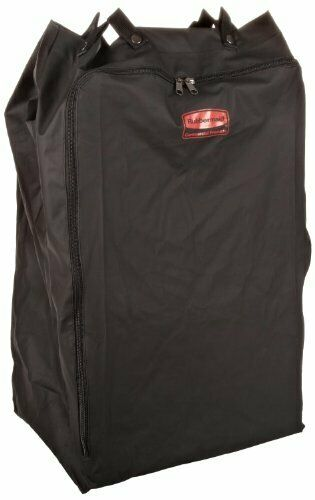 Rubbermaid Commercial Laundry Bag New Black 30 Gallon Capacity