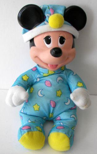 Baby Mickey Mouse Doll Ebay