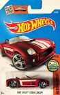 Hot Wheels Shelby Diecast Cars