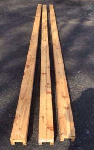 Wood beams ebay