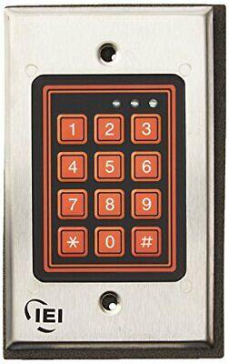 Linear PRO Access 212w Flush-mount Keypad Access Device (0-211222) - Keypad Flush
