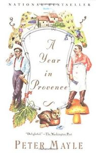 A Year in Provence By Peter Mayle. 9780679731146