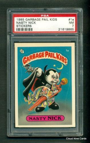 Garbage Pail Kids 1985 Ebay