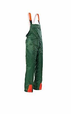 KWF certified cut resistant dungarees, cut protection trousers, forest trousers,